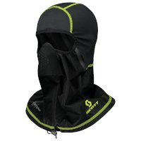 Scott Neoprene Dp Facemask Black
