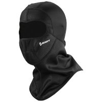 Scott Wind Warrior Open Hood Facemask Black