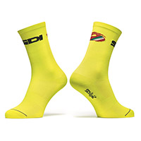 Sidi Color 2 Cm15 Socks Yellow