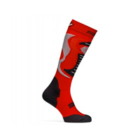 Sidi Faenza Red Black