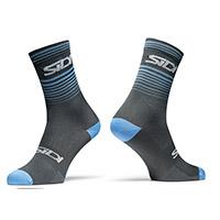 Sidi Malibù Socks Grey Light Blue