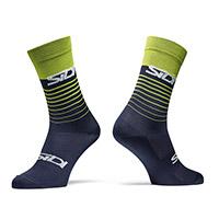 Sidi Miami Socks Blue Lime