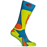 Sidi Tony Socks Blue Yellow