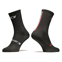 Sidi Trace 15cm Socks Black