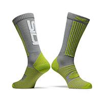 Sidi X-race Socks Grey Green