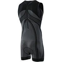 Traje SIX2 BDT Triathlon negro