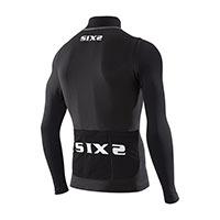 Six2 Bike Jersey Maniche Lunghe Carbon Activewear