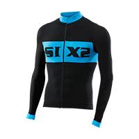 Six2 Bike 4 Jersey Maniche Lunghe Luxury