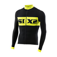 Six2 Bike Jersey Maniche Lunghe Luxury