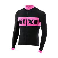 Six2 Bike Jersey Maniche Lunghe Luxury