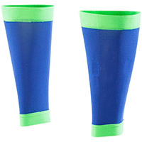Fascia Polpaccio Six2 Calf Blu Verde