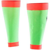 Fascia Polpaccio Six2 Calf Verde Rosso