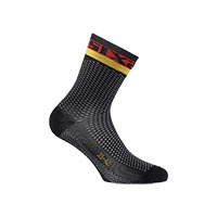 Six2 Flags Short Socks Germany