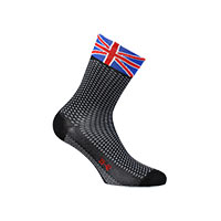 Six2 Flags Short Socks Uk