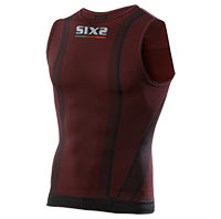 Six2 Canotta Carbon Underwear Smx 4stagioni