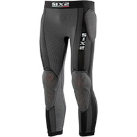 Six2 Kit Pro Pnx Protective Leggings Black