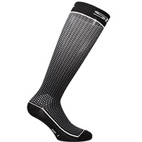 Six2 Long2 Socks Black