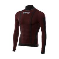 Six2 Lupetto Maniche Lunghe Carbon Underwear Ts3 4stagioni