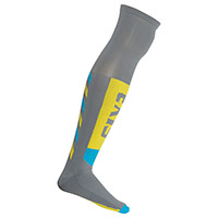 Six2 Mot S Knee Socks Grey