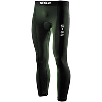 Six2 Pn2 4seasons Leggings Pad Dark Green