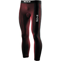 Six2 Pn2 4seasons Leggings Pad Dark Red