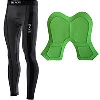 Six2 Pn2l Superlight Pad Leggings Black
