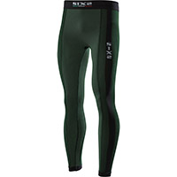 Six2 Pnx 4seasons Leggings Dark Green