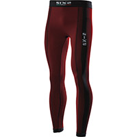 Six2 Pnx 4seasons Leggings Dark Red