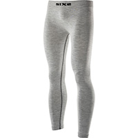 Six Leggings Carbon Merinos Wool