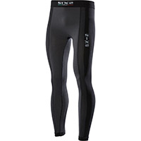 Leggings Six2 Pnxl Superlight Carbon Nero