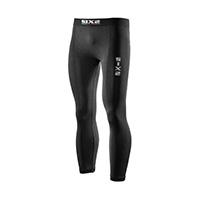 Six2 Pantalone Lungo Carbon Lana Merinos Underwear Nero