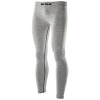 Six2 Pnx Merinos Leggings Wool Grey