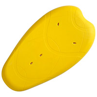 Six2 Pro Back Ce L2 Back Protector Yellow