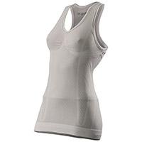 Camisa sinmangas Dama SIX2 SMG 4seasons gris