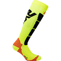 Six2 Speed2 Socks Yellow