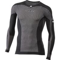 SIX2 TS2L BT ブリージータッチ シャツ ブラック