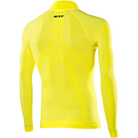 Camiseta Manga larga SIX2 TS3 4seasons amarillo