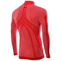 Camisa manga larga SIX2 TS3 4seasons roja
