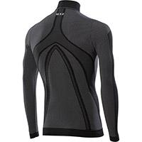 SIX2 TS4 Windshell Langarm Shirt schwarz - 2