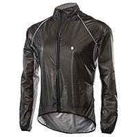 Giacca Six2 Ward Jacket Grigio Nero