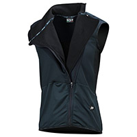 Six2 Wts 2 Windstopper Vest Black