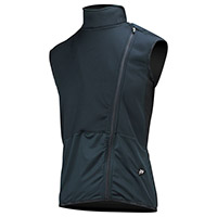 Gilet Six2 Wts 2 Windstopper Nero