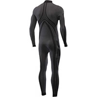 Six2 One-piece Turtleneck Undersuit Carbon Underwear