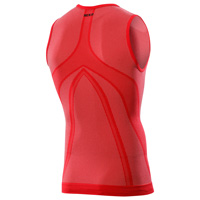 Six2 Tank Carbon Underwear Smx 4season Red