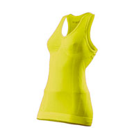 Six2 Sleeveless Color Lady Fluo Yellow 4seasons