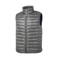 Tucano Urbano Padded Jacket Hot Pack Grey
