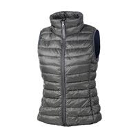 Tucano Urbano Piumino Hot Pack Lady Grigio Donna