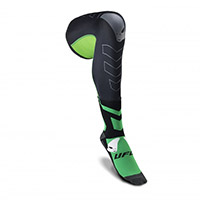 Ufo Offroad Long Socks Black Green