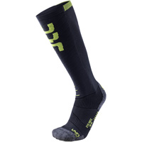 Uyn Ski Evo Race Socks Black Anthracite