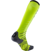 Uyn Ski Evo Race Socks Black Green